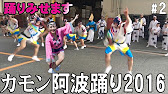 【達粋連の踊るレポータみいよがいく】カモン阿波踊り2016 #2