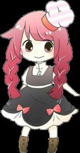 「Cookデコル」イメージキャラクター